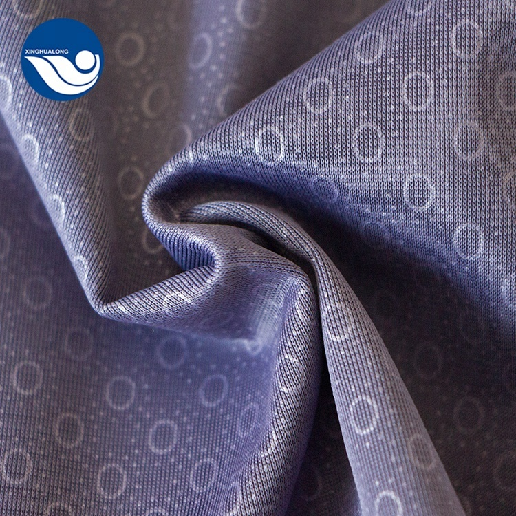 soft embossed fabric