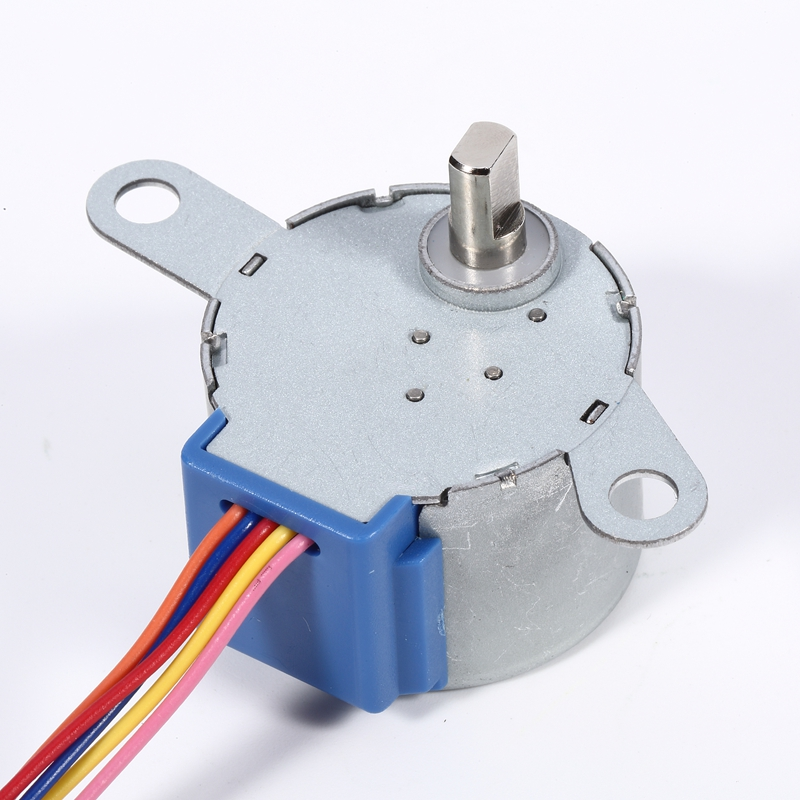 24BYJ48  Stepper Motor Gear Reduction for 3D Printer | Geared Stepper Motor for Sale
