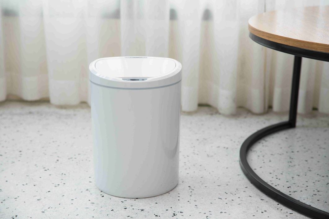 8L&10L Two Optional PP Material Indoor Sensor Dust Bin