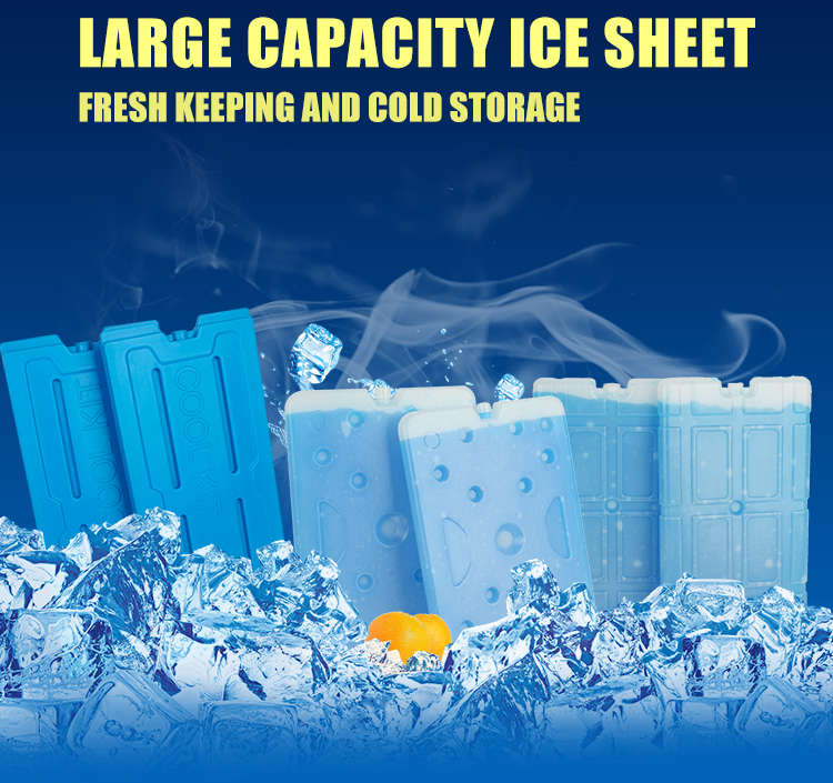 large ice packs