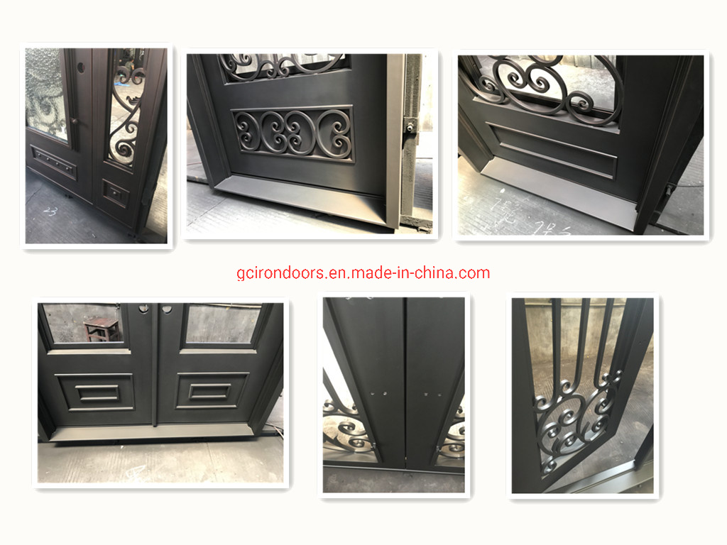 Classic Design Steel Balustrade