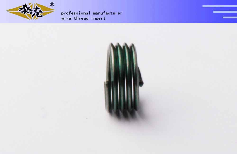 helical coil inserts