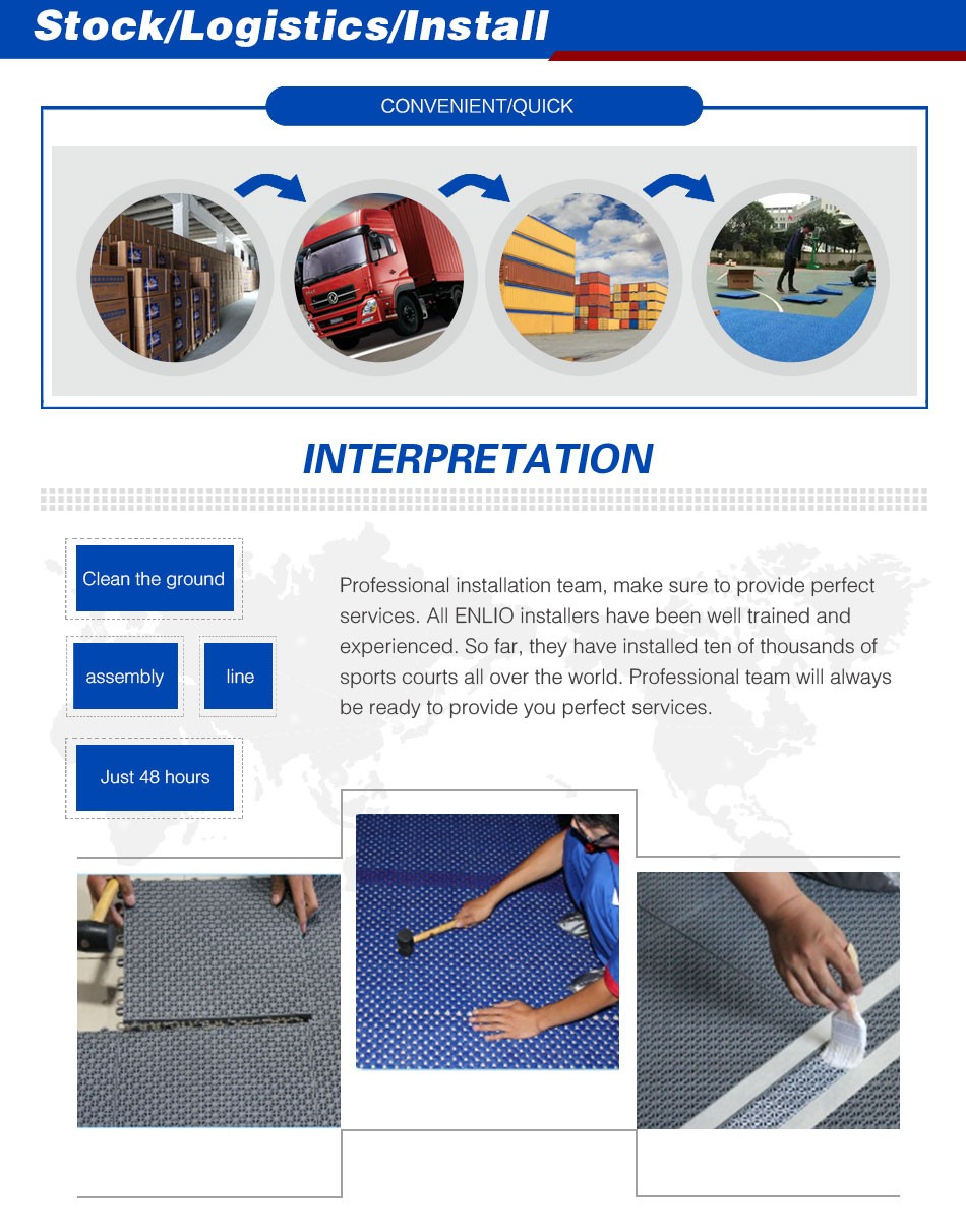 Portable Outdoor Flooring