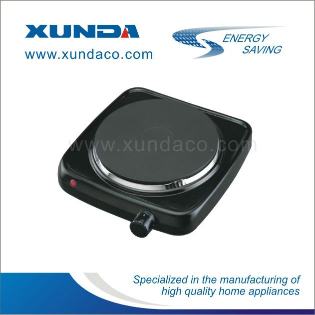 1500W Single Solid Hot Plate