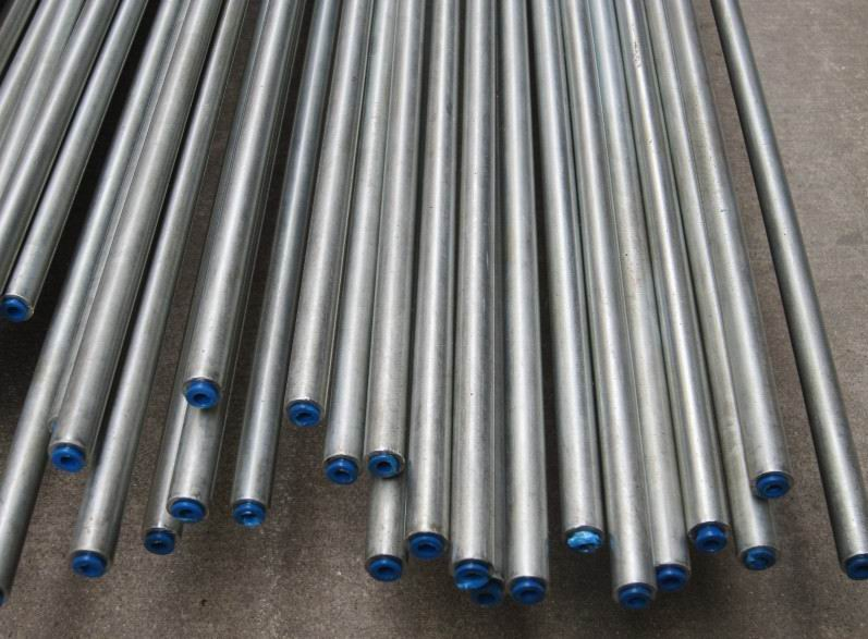 Precision Steel Pipe 21'6