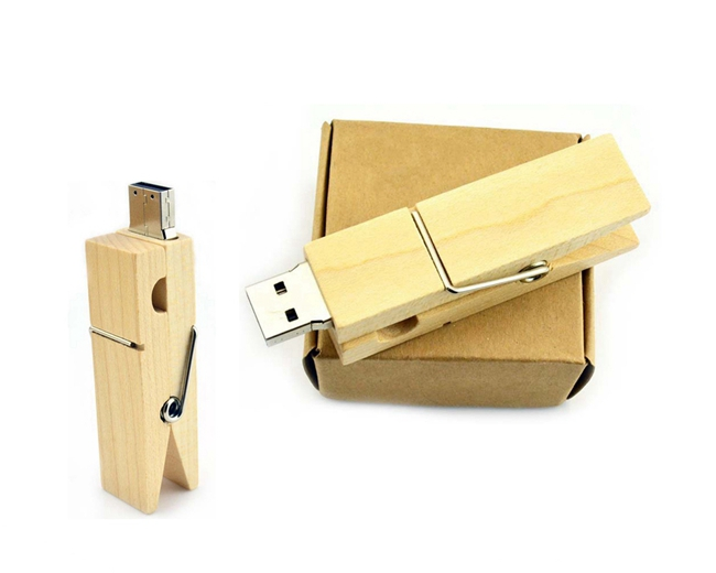 Clip Usb Flash Drive 32gb