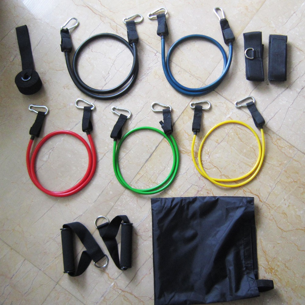 Resistance Tubing Bands