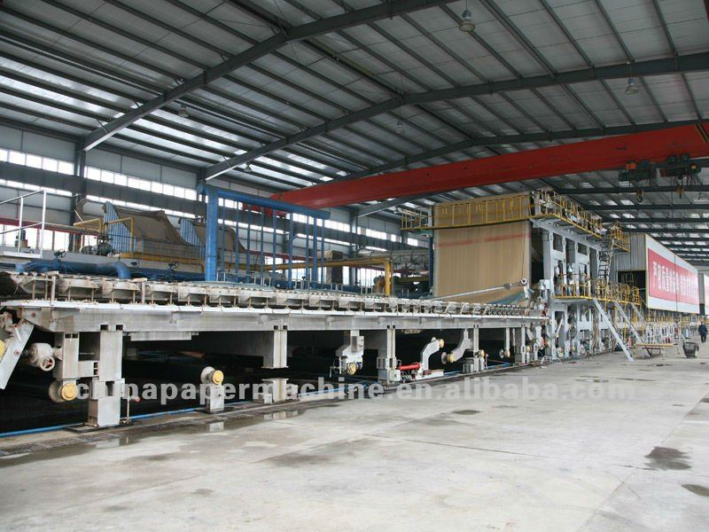 Fluting Papermachine Price