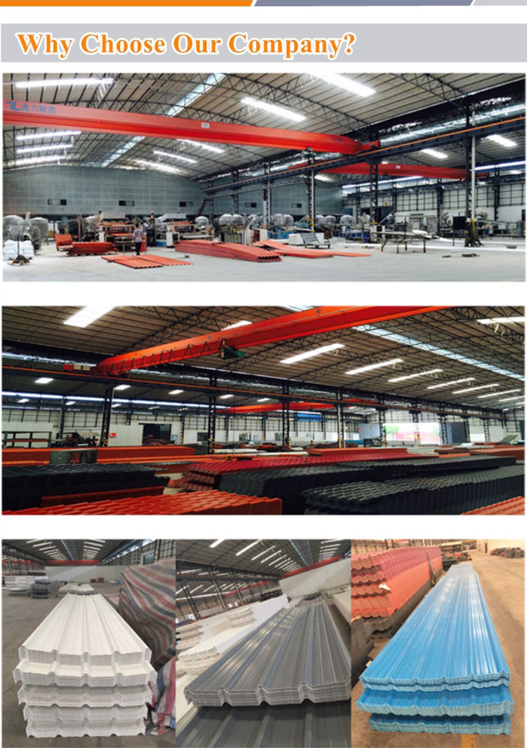 upvc roof factory