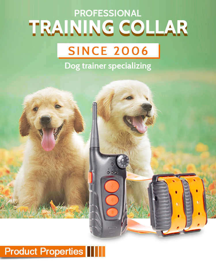 Rechargeable Remote Dog Trainers