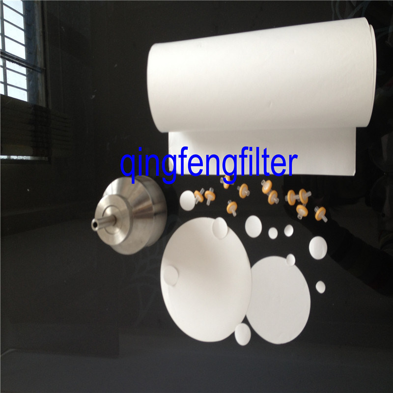 0.45 Micron Hidrophilic Nylon Filter Membrane for Water Treatment and Chemicals