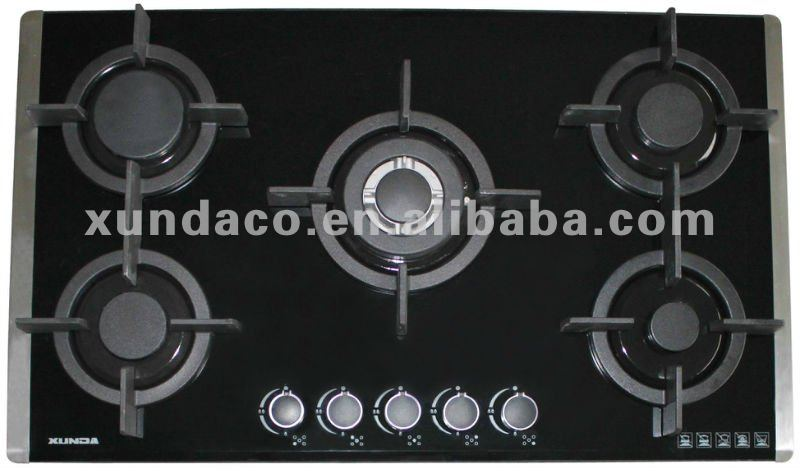 Stainless Steel 4 Burners Cooktop Cooker