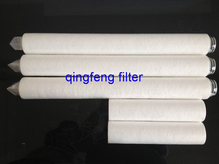 PP Spun Filter Melt Blown Water Cartridge for Beverage Industry