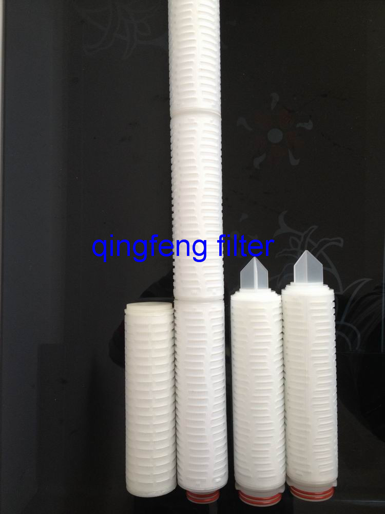 0.2micro Pes Membrane Filter Cartridge for Ophthalmic Solutions/Pre Filtration