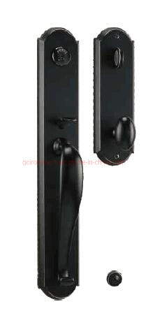 American Fashion Iron Outdoor Door
