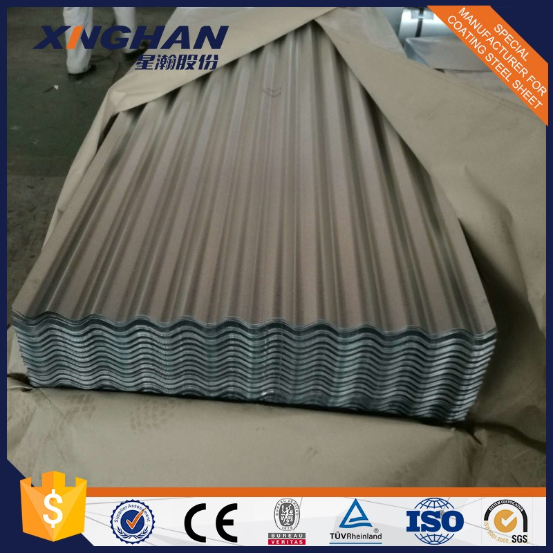 18 gauge corrugated galvanized sheet